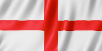 Flag of England - St George's Cross